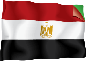 The next flag of Egypt?